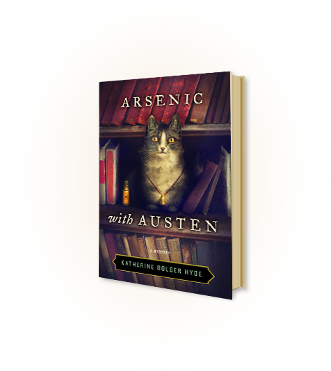 Arsenic with Austen book