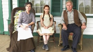 The new Marilla, Anne, and Matthew